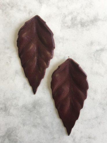 hojas avellana